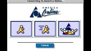 aol dialup