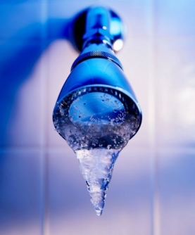 ice shower