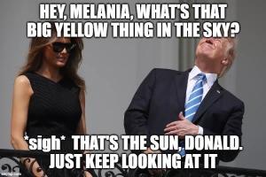 Trump Sun
