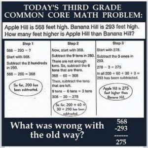 common core math crap