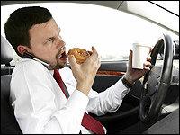 multitasking driver