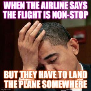 nonstop flight